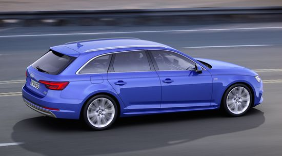Audi launches next-gen A4 with new Millerized TFSI engine