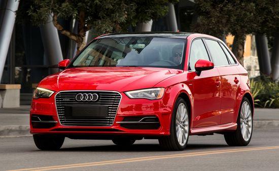 First Drive US Spec Audi A Sportback Etron Plugin Hybrid - Audi a3 hybrid