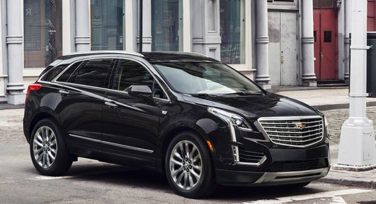2017 Cadillac XT5 initiates new series of Cadillac luxury crossovers