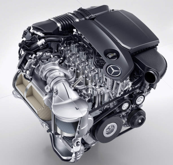 Mercedes-Benz introducing new diesel family in E 220 d this spring