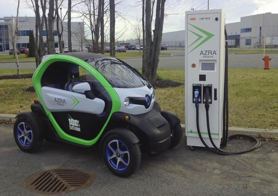 Renault Twizy 40 Arrives In Canada Green Car Congress