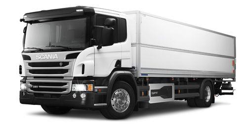 Scania hybrid
