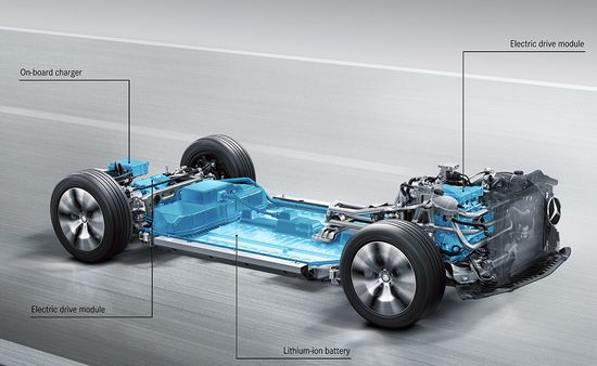Daimler developing new dedicated architecture for battery