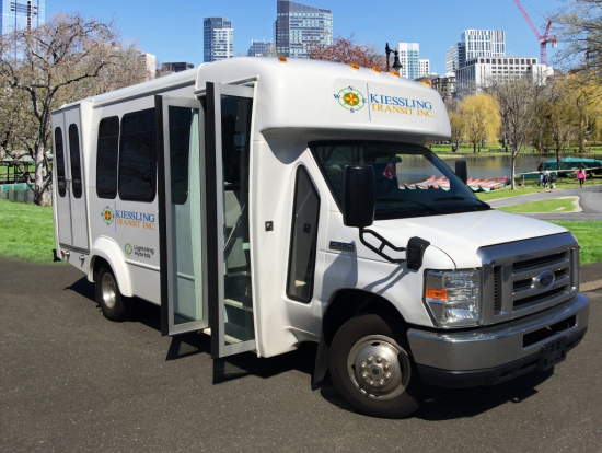 Kiessling Transit orders 32 more Lightning Hybrids hydraulic