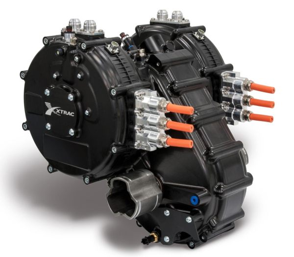 Xtrac Introduces Integrated Lightweight Electric Vehicle