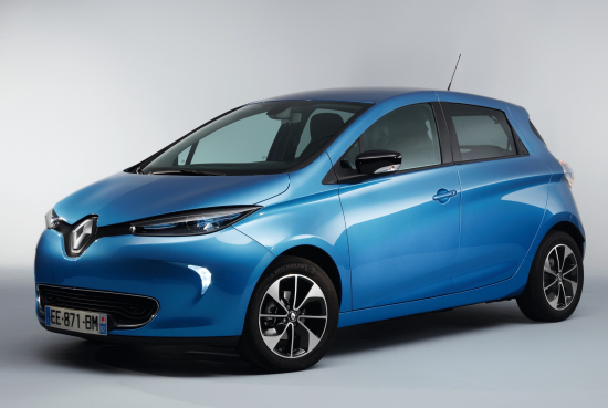 Renault Boosts Range Of Zoe Ev To 400 Km With New 41 Kwh Pack Option Green Car Congress