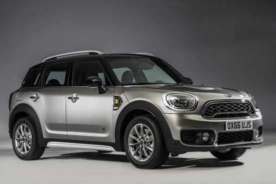 Mini Cooper S E Countryman All4 Plug In Hybrid On June 2017
