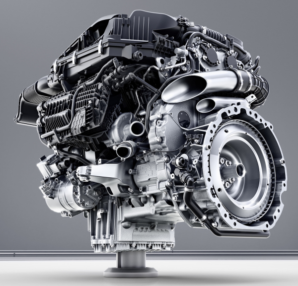 Mercedes-Benz powering ahead with €3B strategic engine