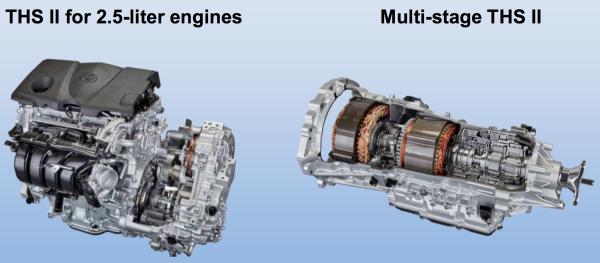 Toyota unveils new TNGA-based engines and transmissions ...