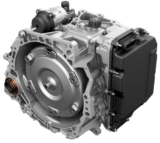 Chevrolet's 1st 9-speed automatic to debut in 2017 Malibu; available in 2017 Cruze Diesel and 2018 Equinox
