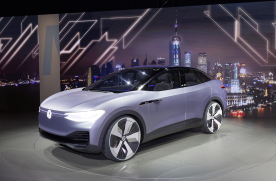 VW ID Crozz Electric Crossover SUV: Design, Release >> Volkswagen Unveils Meb Based I D Crozz Electric Crossover Concept