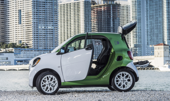 2017 Smart Fortwo Electric Drive Offers More For Less Starting Msrp 23 800 In Us