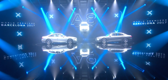 New Audi A8 comes with 48V mHEV standard
