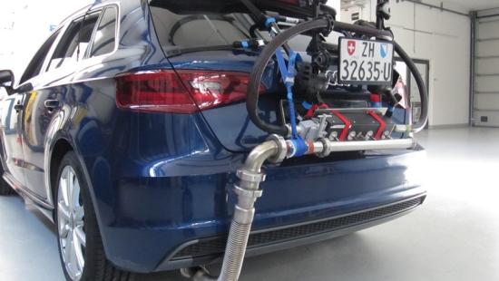 Abgasvorschriften Stopperbild Audi A3