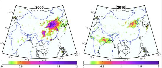 Scientific Reports Can Li Emissions Press Release graphic
