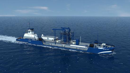 Q-LNG ATB Rendering