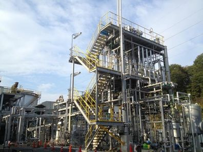 photo image LanzaTech and Sekisui advance conversion of municipal solid waste to ethanol