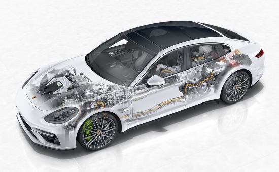 Porsche Reports 60 Of New Panamera Models Delivered In Europe Are With Plug Hybrid Drive Ramping Up For Mission E