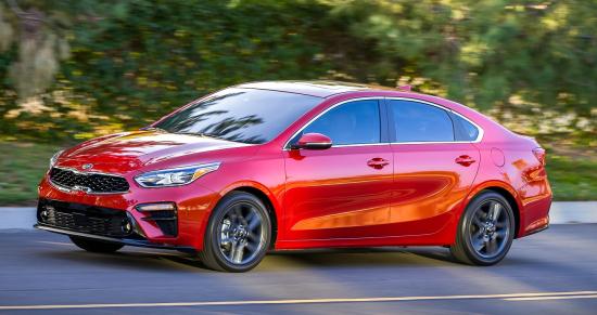 Kia introduces more fuel-efficient Gen 3 2019 Forte