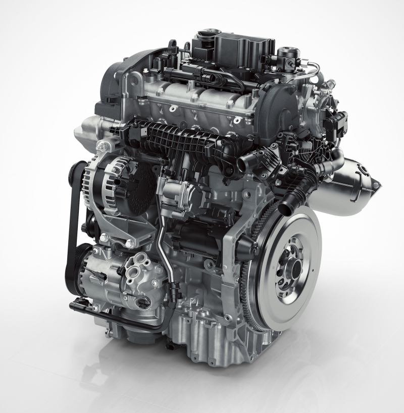 168208_Drive-E 3-cylinder Petrol engine front
