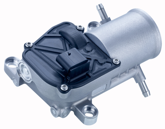 Pierburg introduces new style of wastegate actuator for