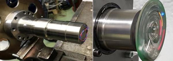 photo image VTT has 3D printed a smart metal shaft