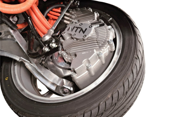 NTN to supply in-wheel motors to EV startup FSAT in China