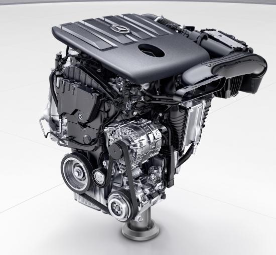 Mercedes-Benz targeting average diesel NOx of ~30mg/km in