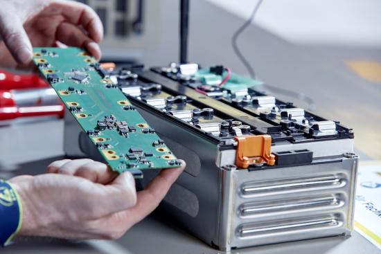 23 Citaro E-CELL Battery Detail Copyright Daimer EvoBus