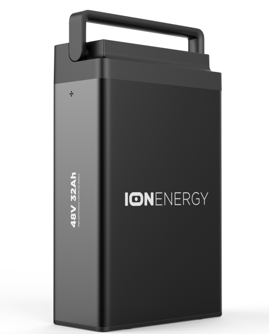 photo image ION ENergy exits stealth mode with launch of UDYR 48V Li-ion battery for two- and three-wheelers