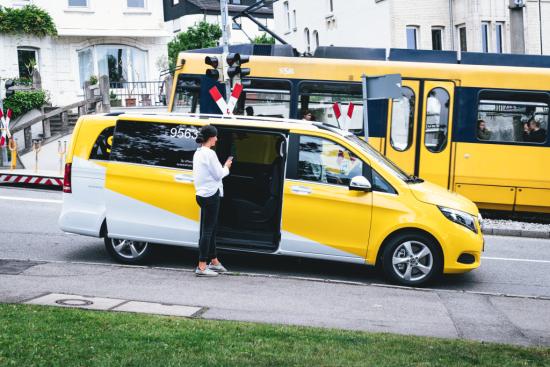 SSB Flex mobility service launches in Stuttgart on 1 June
