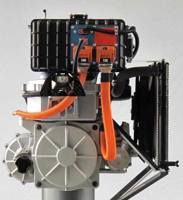 Symbio intros 40 kW hydrogen fuel cell range-extending