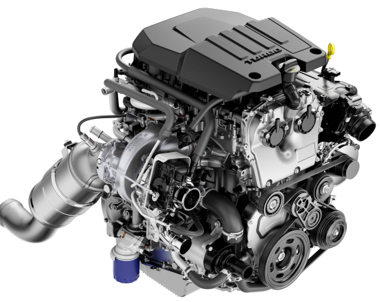 2-7L-Turbo-with-Active-Fuel Management-and-stopstart-technology