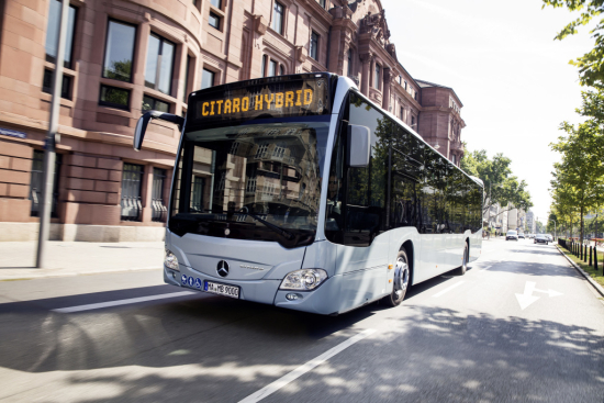 Mercedes Benz Of Akron >> Krakow orders 30 Mercedes-Benz Citaro hybrid buses - Green Car Congress