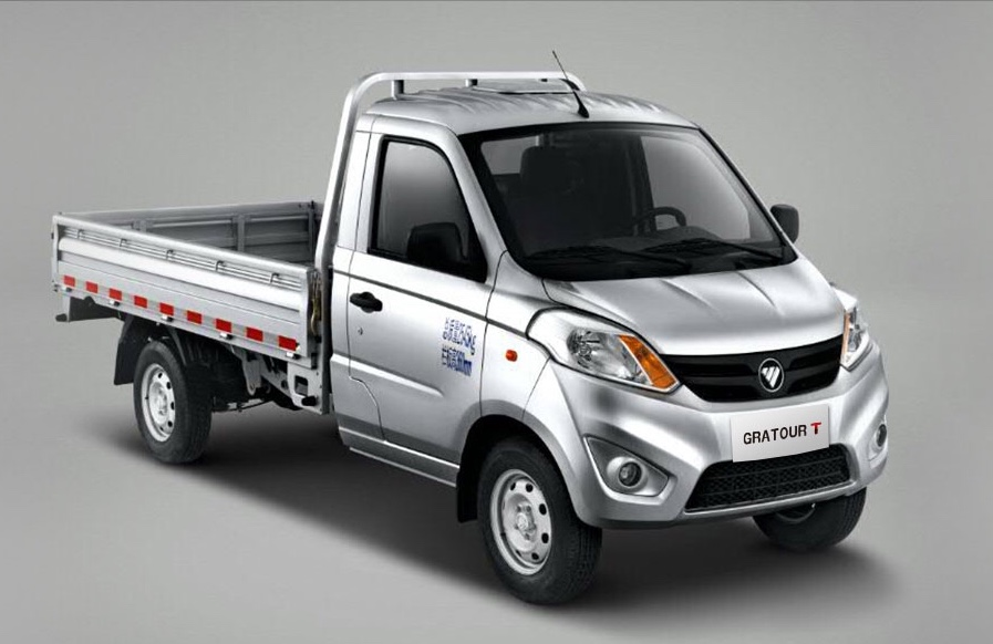Foton Motor and motorcycle leader Piaggio Group partner on development of light commercial vehicles; EVs to come