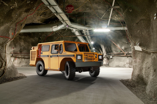 MinCa 5.1 Electric and Hybrid Copyright PAUS Maschinenfabrik
