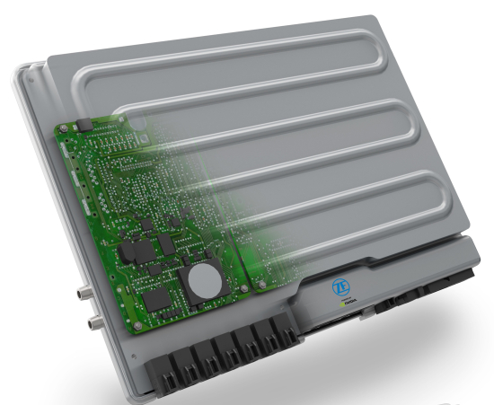 ZF & Faurecia develop operating and display concept for Level 4 AVs