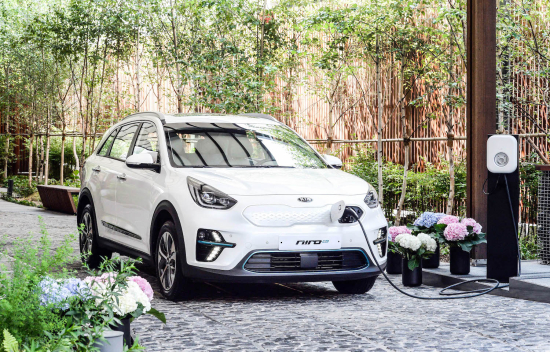 The Niro Ev Sits Alongside Existing Hybrid And Plug In Variants Of Car Which More Than 200 000 Have Sold Globally Since S
