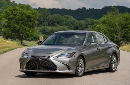 EPA mileage estimates mark Lexus ES 300h the most fuel ...