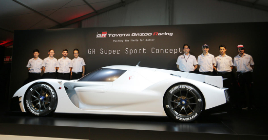 The Next Generation Of Super Sports Car Takes Advanced Hybrid Electric Systems And Fuel Economy Technology That Tgr Wec Team Has Tested Refined
