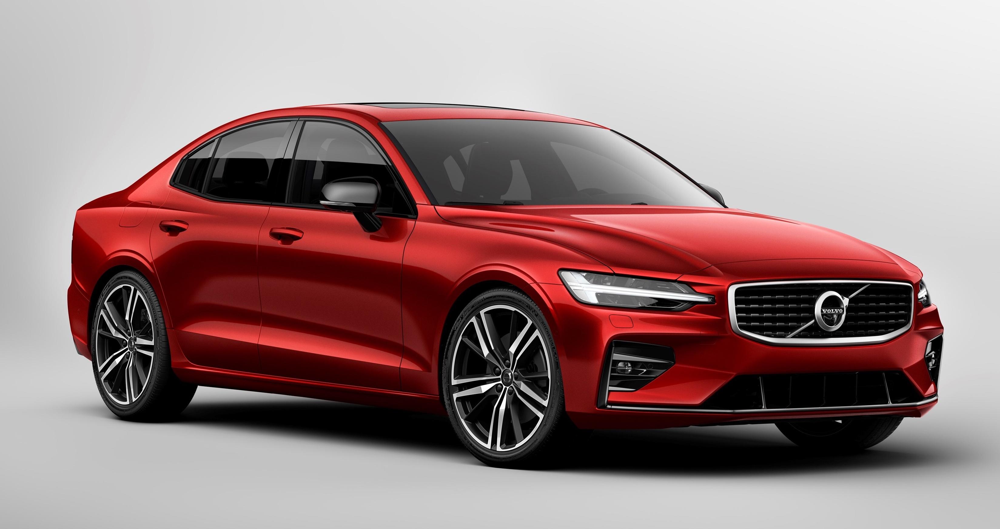 Volvo Cars launches new S60 sports sedan