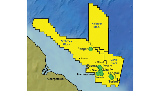 Exxonmobil Increases Stabroek Resource Estimate To 5
