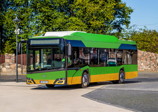 MPK Poznań orders 21 Solaris electric buses; ~$18.5M