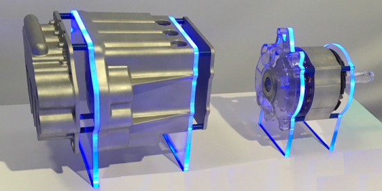 New Ricardo 48V electric motor aims to boost power and cut costs of hybrids; up to 50% increase in power density; ECOCHAMPS