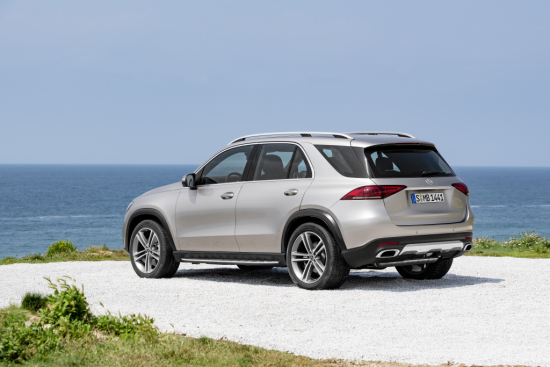 Mercedes begins sales of new 6-cylinder GLE diesel