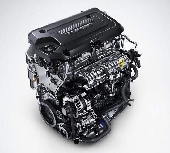 配图二:凯迪拉克XT4将搭载全新2.0T可变缸涡轮增压发动机