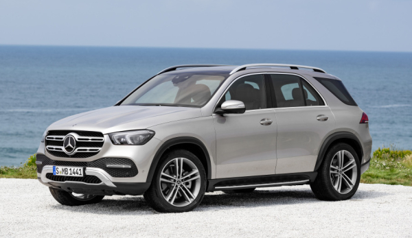 New Mercedes-Benz GLE features 48V active suspension system