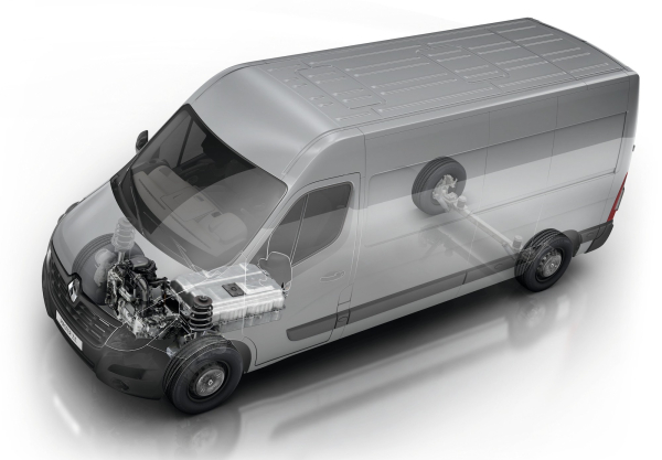 Renault Trucks launches Renault Master Z.E. electric utility vehicle