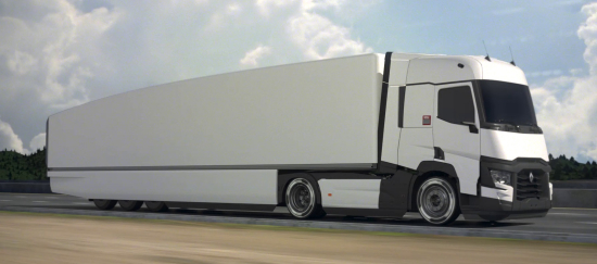Renault Trucks Optifuel Lab 3 aims to reduce heavy-duty diesel truck fuel consumption by 13%