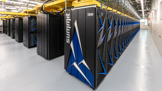 photo image ORNL launches 200-Petaflops Summit supercomputer; first exascale calculation